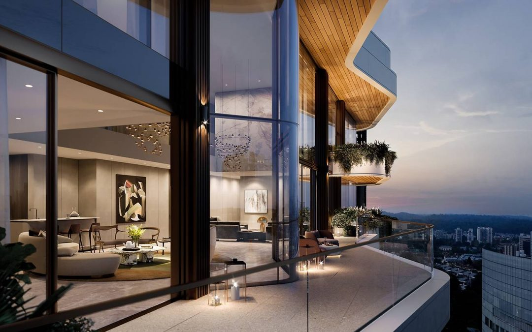 Reasons Why Penthouses In Singapore Are So Attractive?